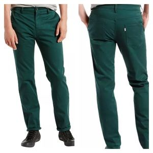New- Levi's slim fit stretch trousers